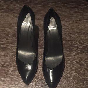 Stuart Weitzman black heels.